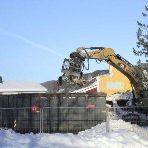 Retura Shmil - byggeavfall