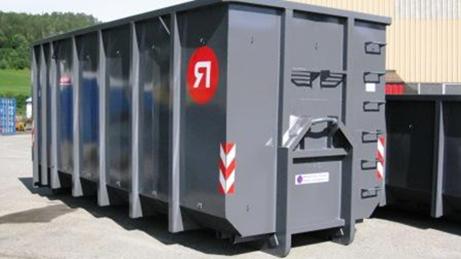 Retura Shmil - container stor