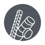 Retura Shmil - metall - skrapjern